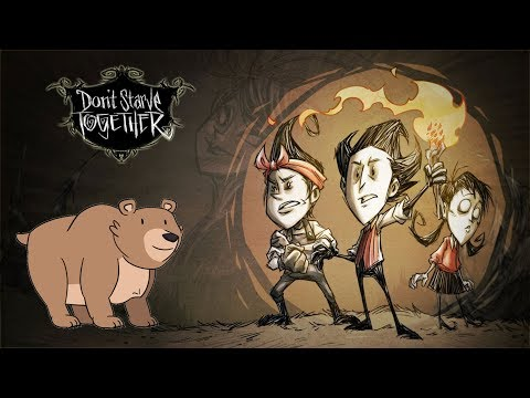 Don't Starve Together - Winter is coming - Bukk | Livestream záznam