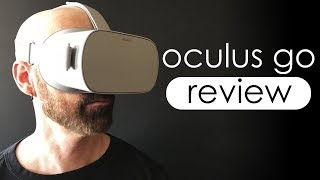 Oculus Go Review: All-In-One VR Headset