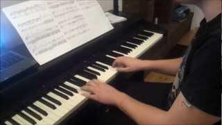 So Far Away - Avenged Sevenfold (Piano cover)
