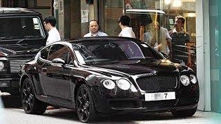 他是香港豪車第一人,座駕停滿5層車庫,全球限量版的豪車都在這