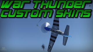 War Thunder Skins 1