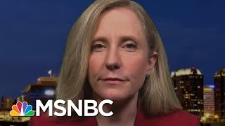 Spanberger Prioritizes Working Across The Aisle, After Defeating Brat In VA-07 | MTP Daily | MSNBC