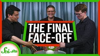 Hank vs Aranda: The FINAL FACE-OFF | SciShow Quiz Show