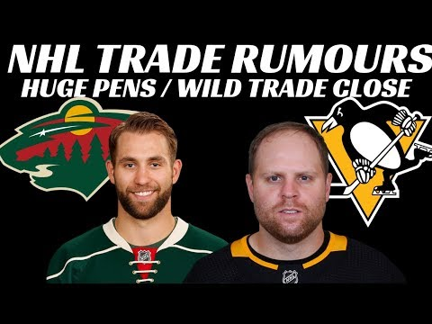 NHL Trade Rumours - HUGE Trade Pens & Wild on the Table for Kessel