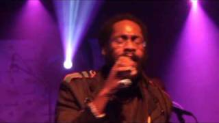 Tarrus Riley feb1st 2010(Live HQ)-Human nature-Beware