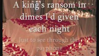 Bed of roses with lyrics