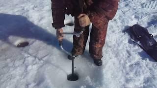 Зимняя рыбалка в усольском районе