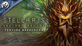 Stellaris: Ancient Relics Story Pack Youtube Video