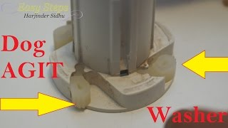 SOLVED - How To Fix A Washing Machine That Is Not Agitating Or Washing