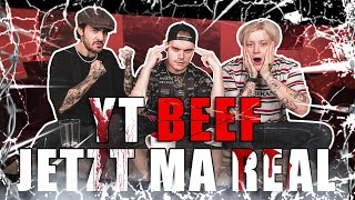 JETZT MA REAL: YouTube Beef..! - Mit Vik