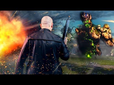 Serious Sam VR: The Last Hope - Recenze v mixované realitě