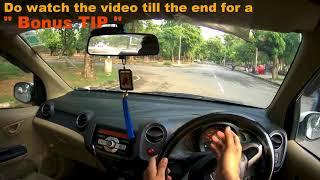स्टीयरिंग कंट्रोल कैसे करे ?   Explained Simple [Hindi]  Driving Lesson