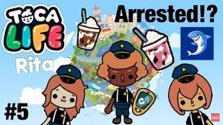 Ritas World Adventure | Arrested!? #5