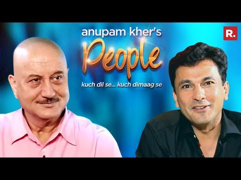 Anupam Kher's 'People' With Vikas Khanna | Exclusive Interview