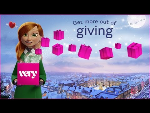Very.co.uk Commercial (2016 - 2017) (Television Commercial)