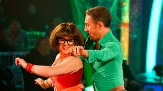 Dani Harmer & Vincent Cha Cha to 'Scooby-Doo Theme' - Strictly Come Dancing 2012 - BBC One