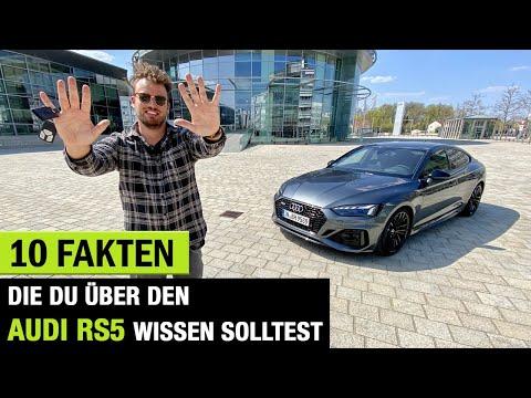 10 Fakten❗️die DU über DAS 2020 Audi RS 5 Facelift wissen solltest! Fahrbericht | FULL Review | Test