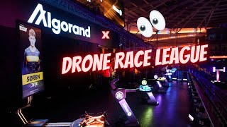 Algorand partners with The Drone Race League and Borrow off your staked Liquidity!
