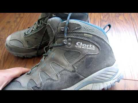 Aliexpress Clorts Hiking Boots Unboxing and Review
