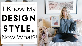 INTERIOR DESIGN | How To Decorate Your Home In Your Design Style