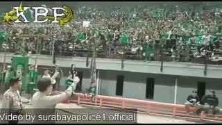 TERIMA KASIH KAPOLRES Surabaya' Dari Bonek Persebaya