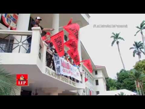 Organizaciones se manifestaron contra la corrupción ante caso Odebrecht