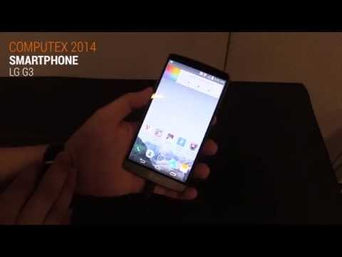 Youtube Video LG G3 D855 32 GB in gold