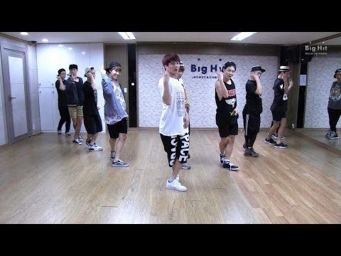 [CHOREOGRAPHY] BTS (방탄소년단) 'Beautiful' dance practice