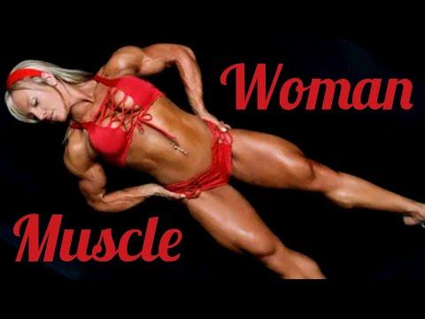 Muscle Woman | Female Bodybuilder | Fitness Model | Strong Girl | Bodybuilding Motivation | FBB IFBB