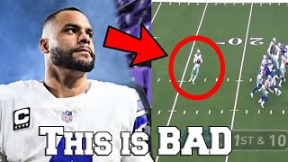 Why The Dallas Cowboys are TERRIFIED of Signing Dak Prescott (Ft. Partying & Highlights)