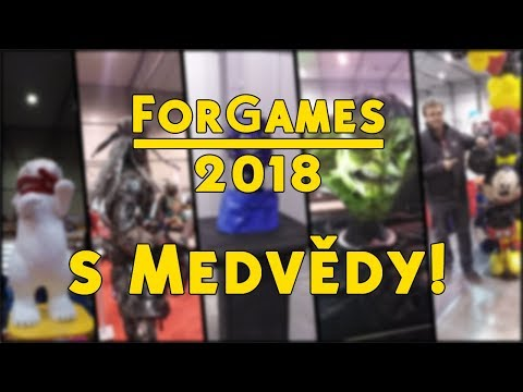 Jak bylo na akci: ForGames 2018