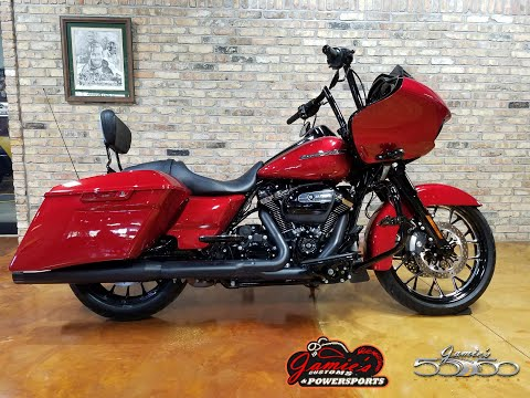 2018 Harley-Davidson Road Glide® Special in Big Bend, Wisconsin - Video 1
