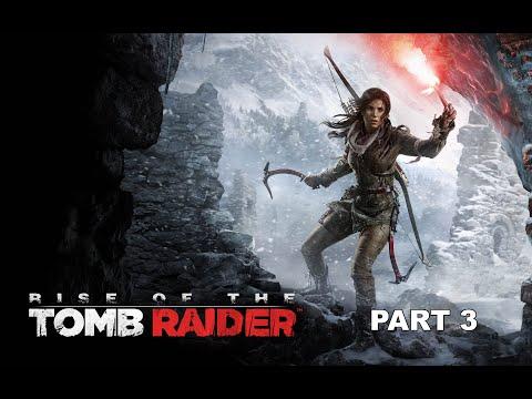 Rise of the Tomb Raider - Walkthrough - Part 3 (Soviet Installation)