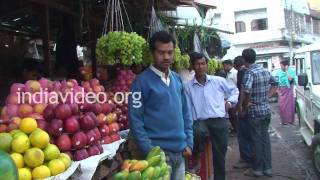 Thangal Fruit Market, Imphal
