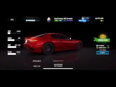 CSR2 | Season 68 | Next Prestige, Crew & Gold/ Evo Cup Cars