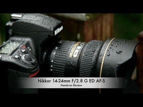 Nikon 14-24mm AF-S f/2.8 G ED Hands-on Review