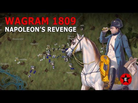 Napoleonova odplata – Bitva u Wagramu