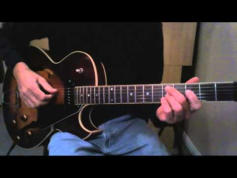 Beginning Bossa Nova Guitar Lesson. Basic Bossa Ideas. Jazz Guitar.