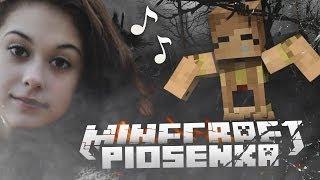 DREWNIANE LALKI - Minecraft Piosenka - Sylwia Przybysz