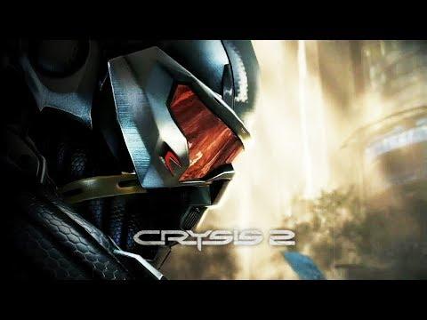 Прохождение Crysis 2 на стриме. #2 - Второй стрим
