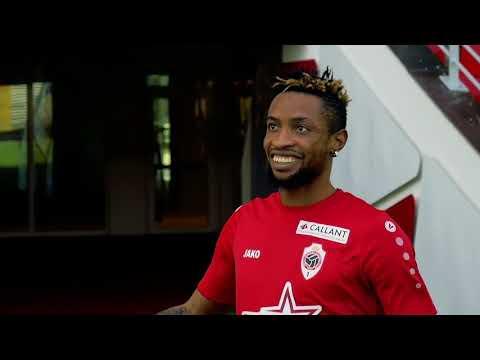 Download Royal Antwerp F.C.: voorstelling nieuwe speler Jonathan Bolingi 29/05/18 #COYR HD Mp4 3GP Video and MP3