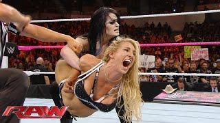PCB vs. Team Bella: Raw, October 26, 2015