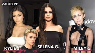 Estas son las 9 Novias que Justin Bieber ha tenido
