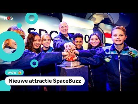 Met Fonds Schiedam-Vlaardingen naar Spacebuzz
