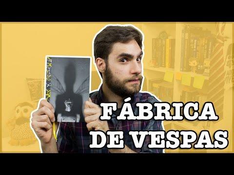 Fábrica de Vespas (Iain Banks) | Review #24