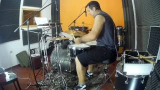 Arch enemy - The last enemy-(drum cover) Argentina