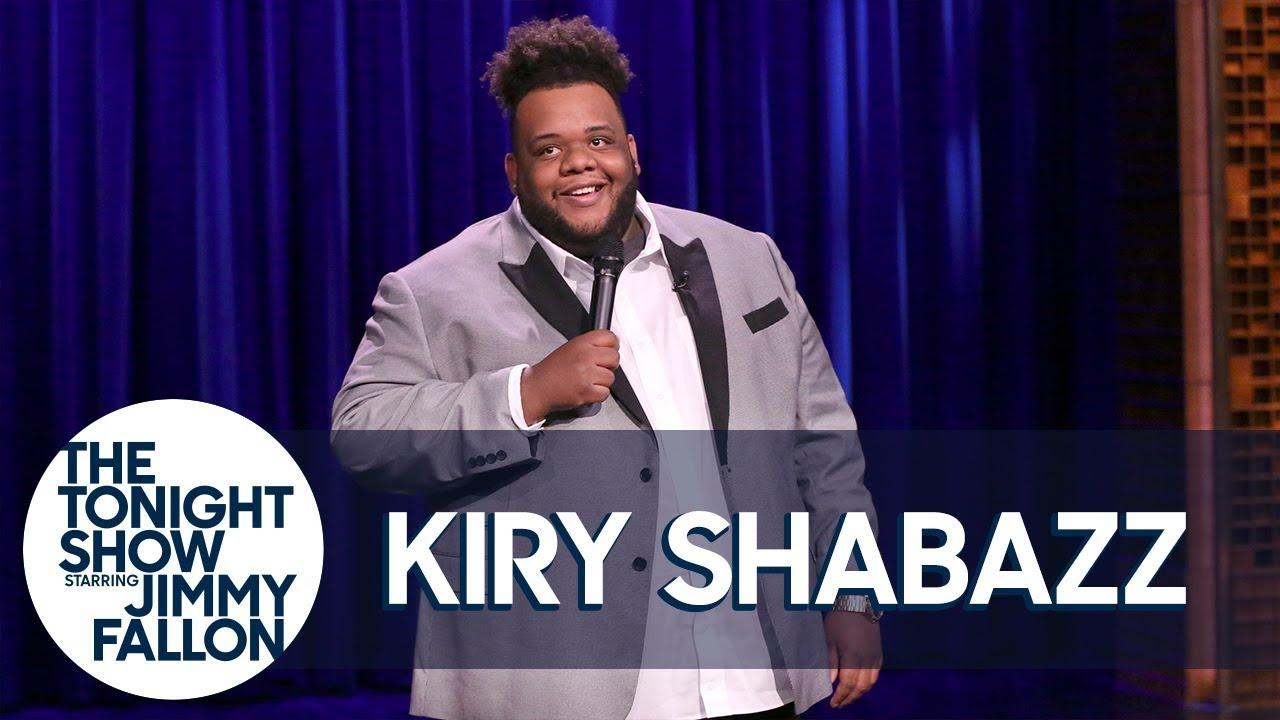 Kiry Shabazz Stand-Up thumbnail