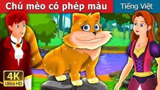 Chú mèo có phép màu | The Magical Kitty Story in Vietnam | Chuyen co tich | Truyện cổ tích việt nam