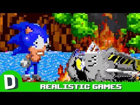 Kdyby byly videohry o 35 % realističtější