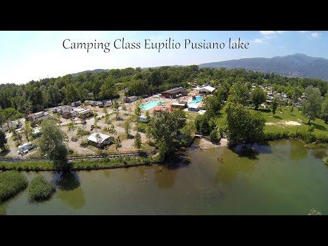 Camping Class Eupilio lago di Pusiano Phantom2 Gopro hero 3